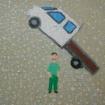 Lastbilen med Svend