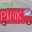 47 Pinks bil
